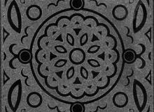 Maiolica Reverse - Nero Assoluto